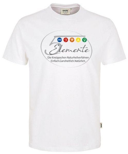 """Herren-T-Shirt """"5 Elemente"""""""