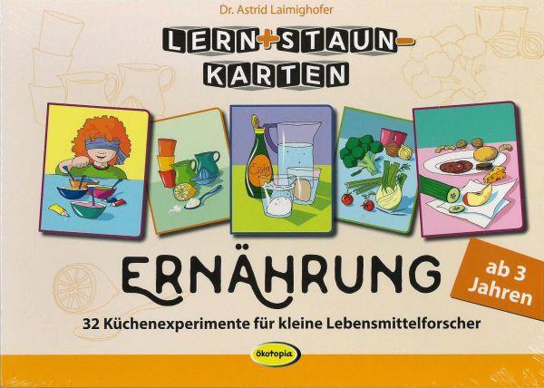 Lern + Staunkarten