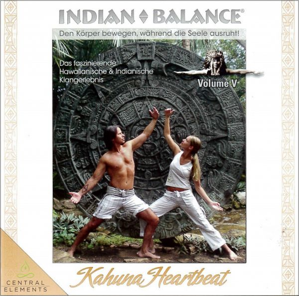 CD - Indian Balance® - Kahuna Heartbeat