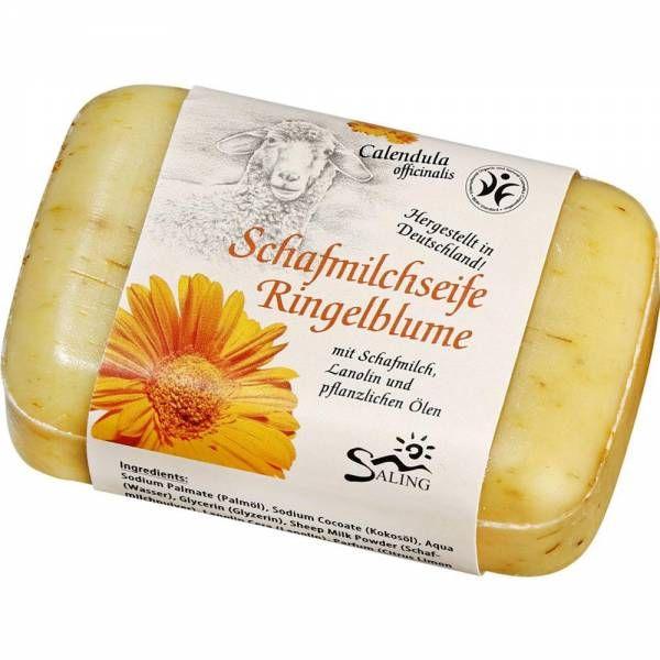 Schafmilchseife Ringelblume